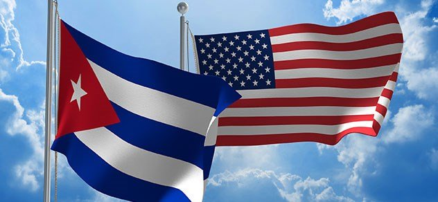 Relations between the U.S. and Cuba thaw.