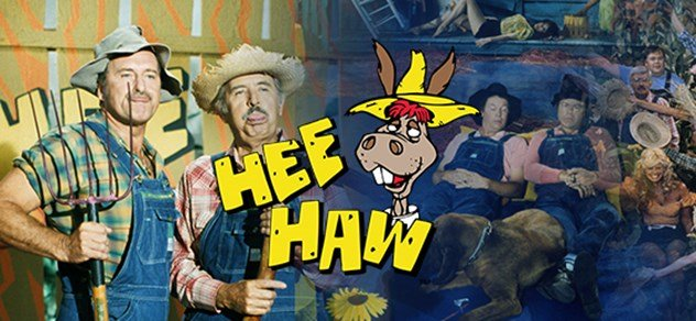 Hee Haw Sundays at 8 PM ET on RFD-TV