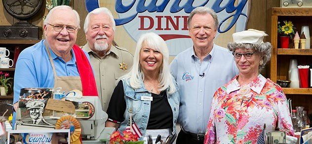 Larry's Country Diner cast