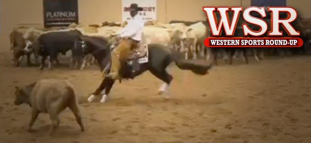 From the NRCHA Snaffle Bit Futurity
