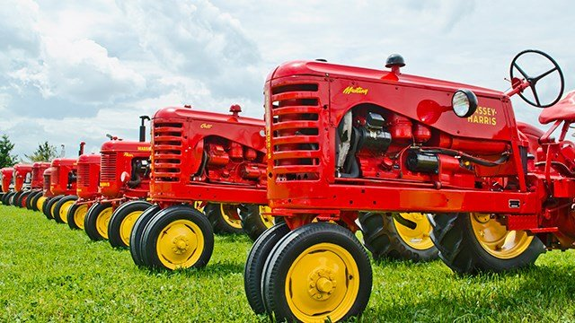 Classic Tractor Fever
