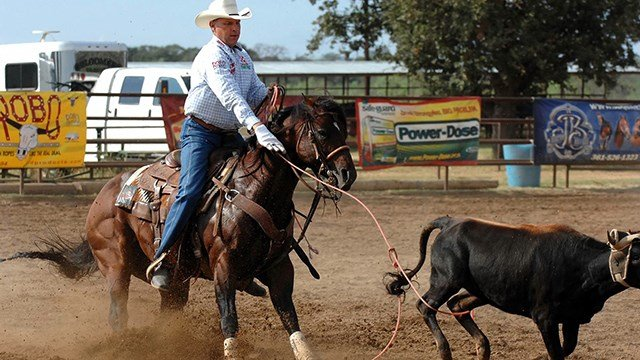 Roping and Riding with Tyler Magnus