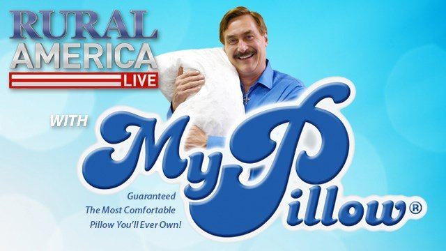RURAL AMERICA LIVE with MyPillow