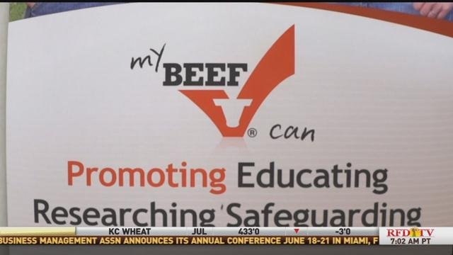 Through the Beef Checkoff, the industry is fighting mis-information with truths.
