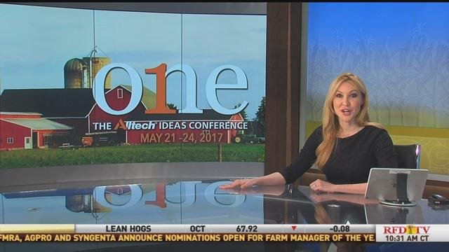 The Alltech ONE Conference is taking place in Lexington, Kentucky this week.