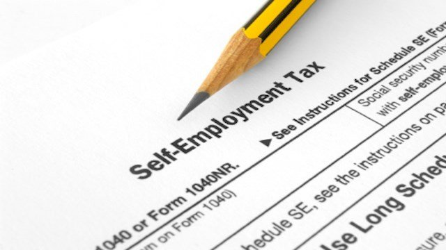 Regulations of self-employment tax