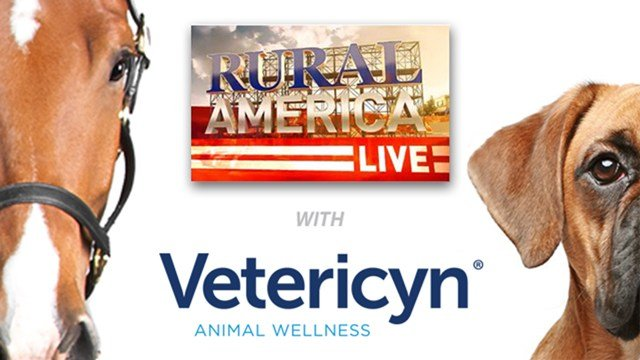 RURAL AMERICA LIVE with Vetericyn