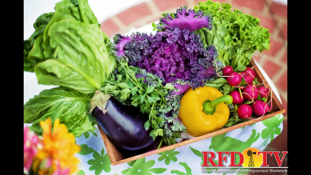 The demand for organic produce continues to rise.