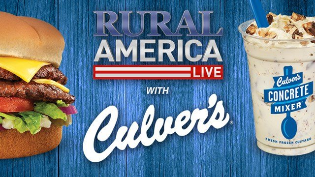 RURAL AMERICA LIVE with Culver's