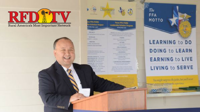 Texas FFA Foundation's Executive Director, Aaron Alejandro, joins us to talk about Texas State FFA Convention and the success that the organization has become.
