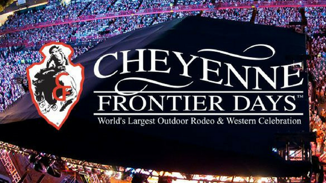 "Cheyenne Frontier Days is known as the ""Daddy of 'em All""®—the world's largest outdoor rodeo."