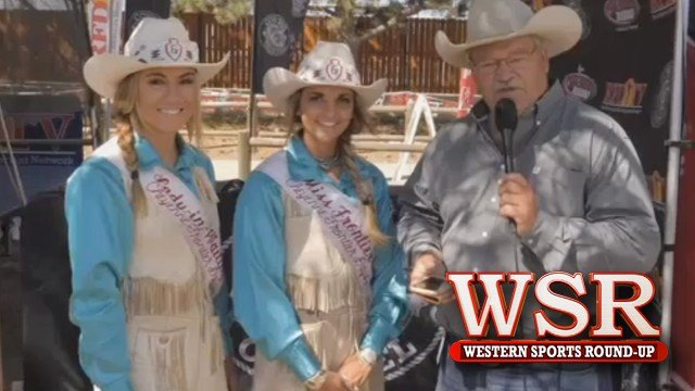 Steve Kenyon interviews both the current Miss Frontier Days and the Frontier Days Lady in Waiting.