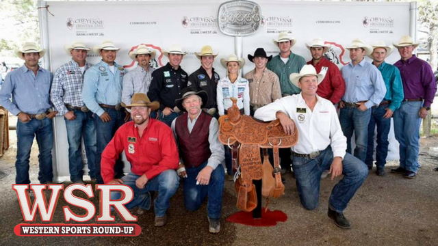 Amy Wilson chats with the champions of the Cheyenne Frontier Days.