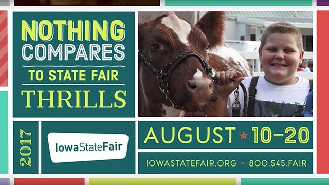 Nothing Compares to the Iowa State Fair