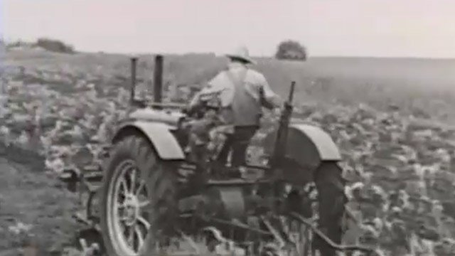 John Deere celebrates 100 years of tractor production.
