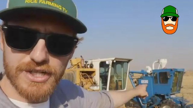 "Matt Sligar of ""Rice Farming TV"" takes us on an experimental harvest."