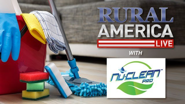 RURAL AMERICA LIVE with NuClean Pro