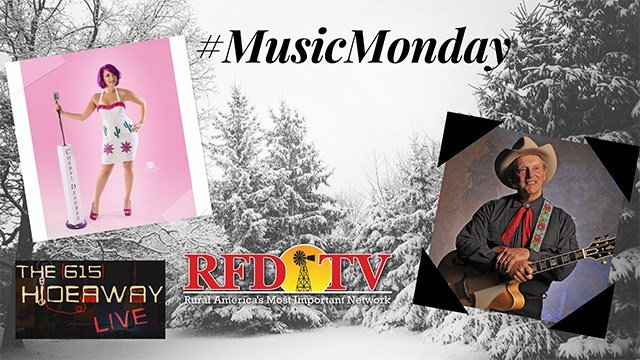 Cheryl Deseree and Ranger Doug perform on RFD-TVs Music Monday