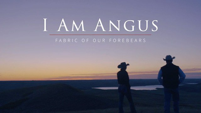 II Am Angus: Fabric of Our Forebears