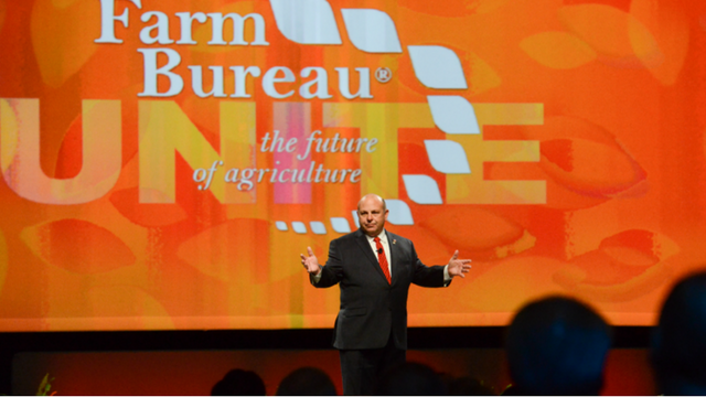 2018 Coverage of the American Farm Bureau Convention