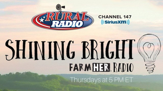 "FarmHer adds ""Shining Bright"" to Rural Radio 147"