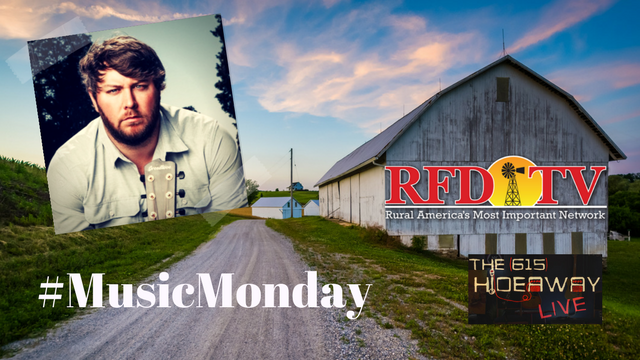 Matt Rogers joins RFD-TV's Music Monday