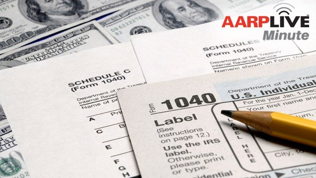 AARP Live Minute: Tax-related Identity Theft