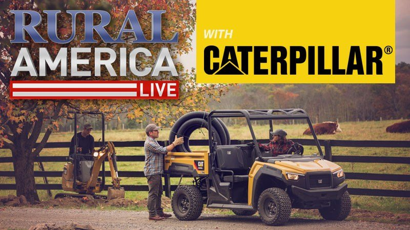RURAL AMERICA LIVE with Caterpillar
