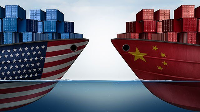 US and China Trade Dispute