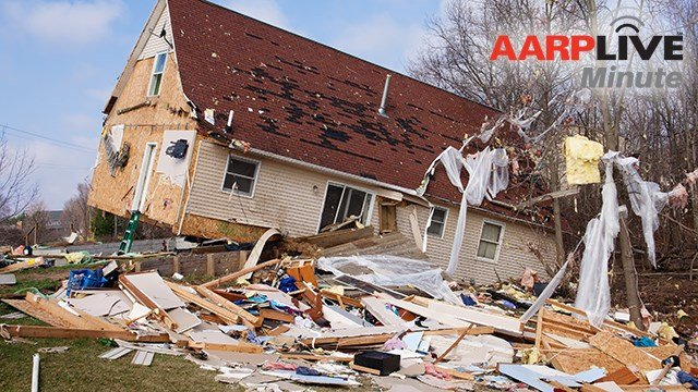 AARP Live Minute: After Disaster Strikes