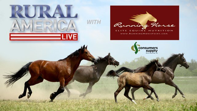 RURAL AMERICA LIVE with Running Horse