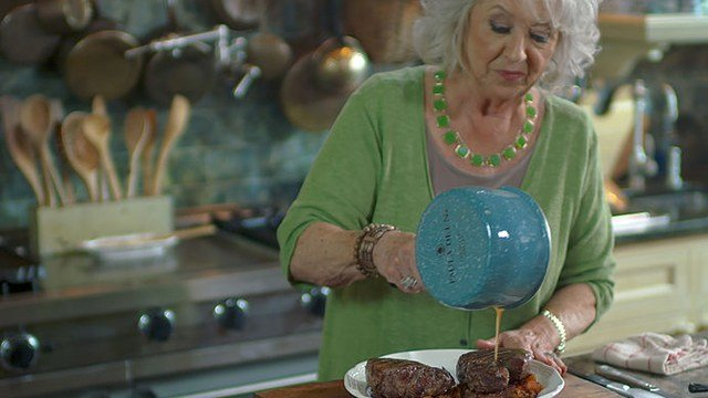 Paula shows us creative ways to prepare three classic steaks. These must be tasted to be believed!