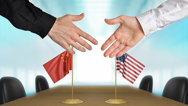 China and the U.S. reach a trade truce.