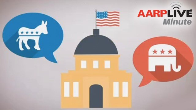 AARP Live Minute: Get to Know Your Political Candidates!