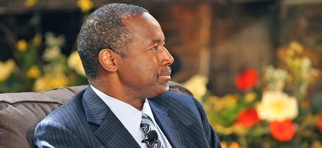 2016 Presidential hopeful Dr. Ben Carson
