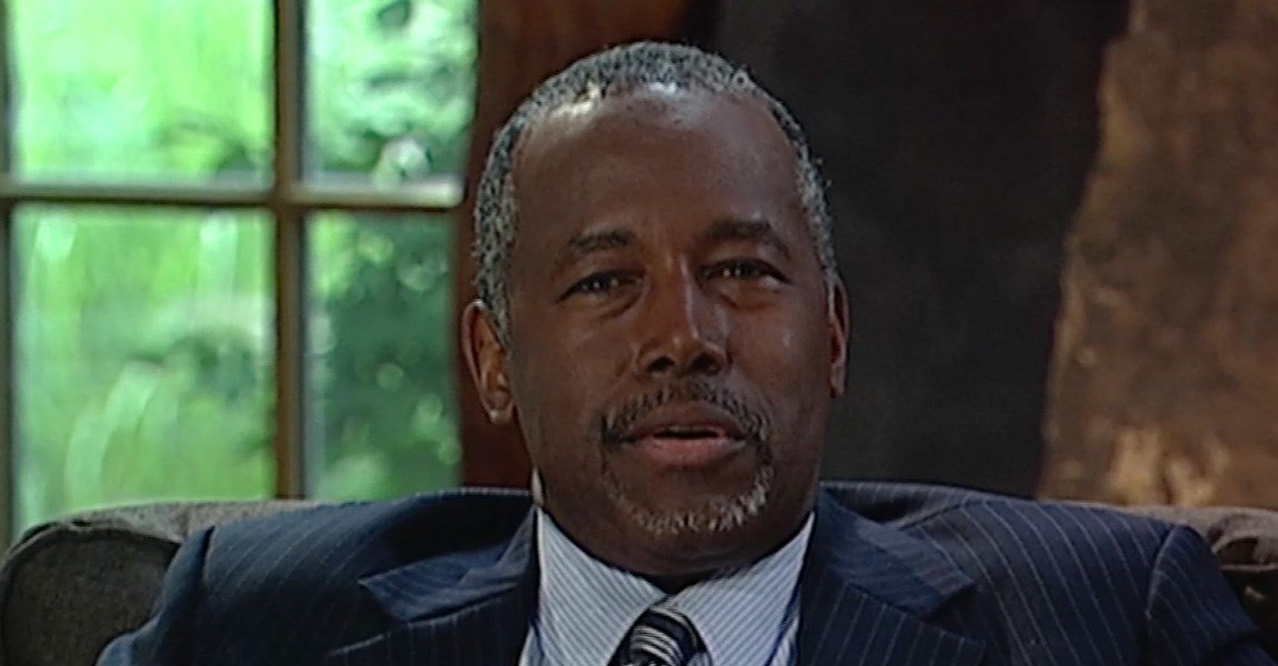 2016 Presidential Candidate Dr. Ben Carson on RFD-TV's Rural Town Hall