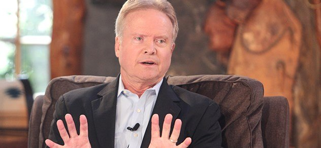 Jim Webb on Rural Town Hall