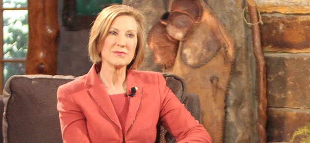 2016 Presidential Candidate Carly Fiorina