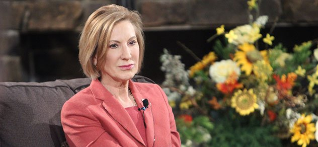 Candidate Fiorina on Rural Town Hall