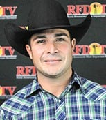 Robson Palermo - bull riding headshot