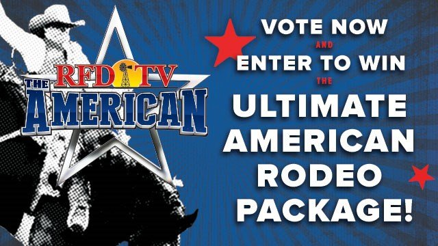 Rfd tv 39 s the american top 10 vote now enter to win for Enter now to win