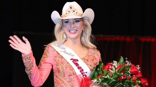 Keri Sheffield Of Florida Crowned 2018 Miss Rodeo America