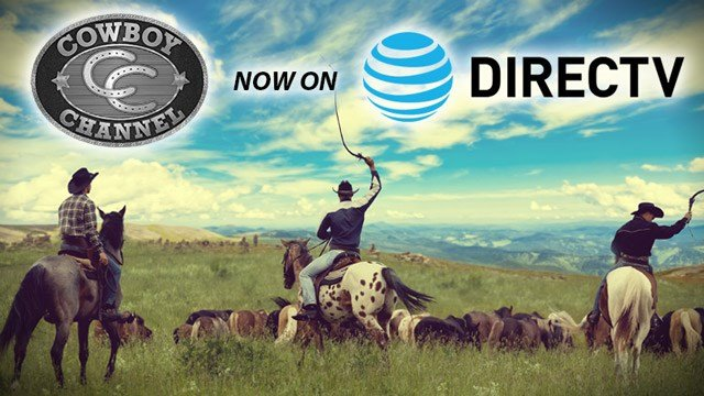 The Cowboy Channel Now On Directv
