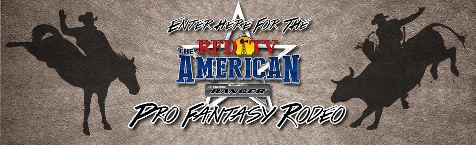 Enter Here For The 2015 Rfd Tv S The American Pro Fantasy