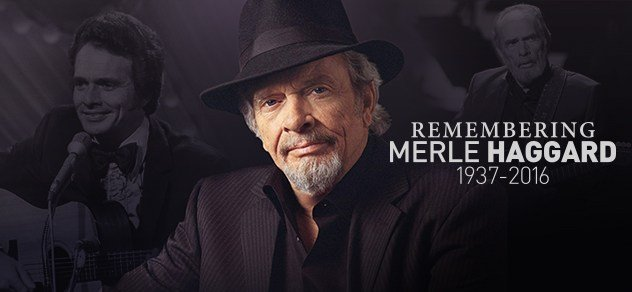 Remembering Merle Haggard: 1937–2016