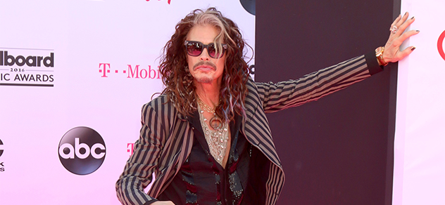Steven Tyler is the new voice of PBR.