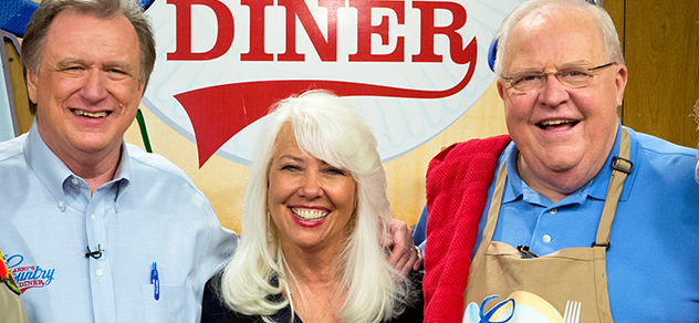 Renae Johnson from Larry's Country Diner
