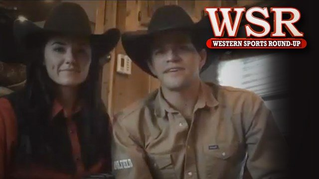 With The Bible as a centerpiece, Elite Rodeo Athletes Isaac and Brittany Diaz show us what life is like for a rodeo power couple.
