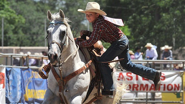 National Little Britches Rodeo