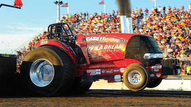 National Tractor Pulling